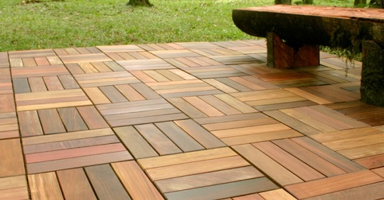 patio flooring