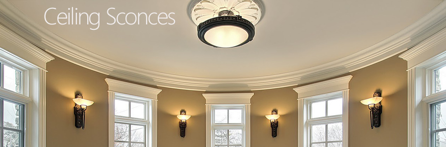 Ceiling Sconces