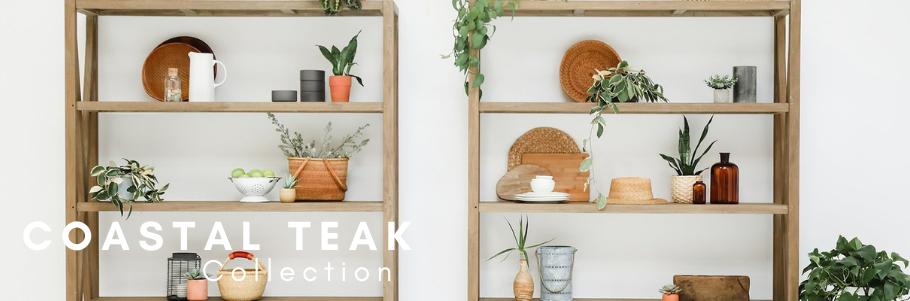 Coastal Teak Collection