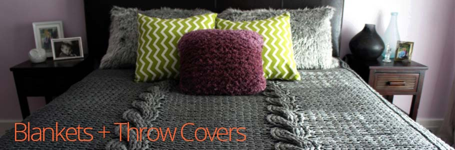 Blankets + Throw Covers