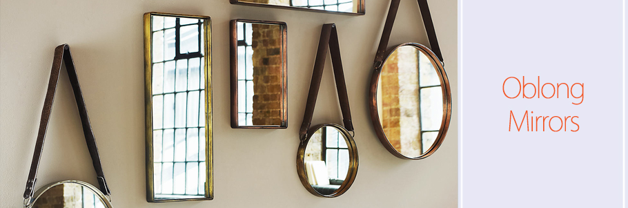 Oblong Mirrors