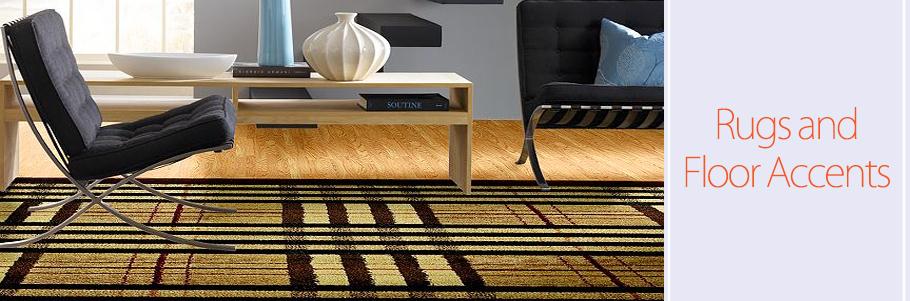 Rugs + Floor Accents