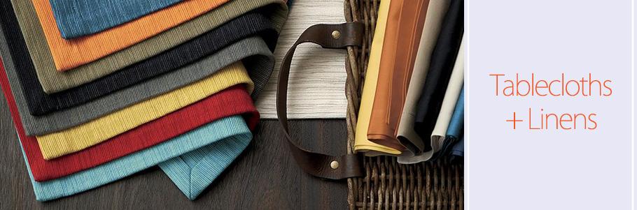 Tablecloths + Linens
