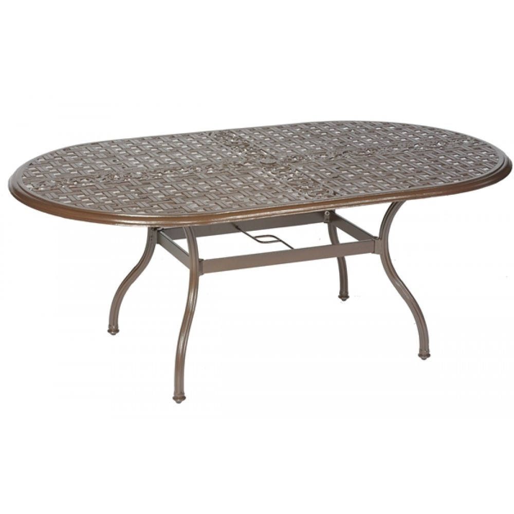 Meadow Decor 72 X 42 Oval Counter Height Table Home Furniture