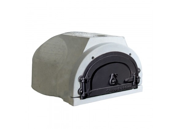 Chicago Brick Oven CBO-500 DIY Kit: 5-Piece Oven - White BG