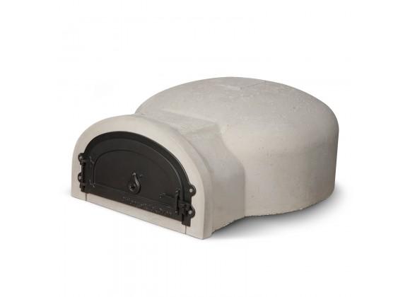 Chicago Brick Oven CBO-750 DIY Kit: 6-Piece Oven - White BG