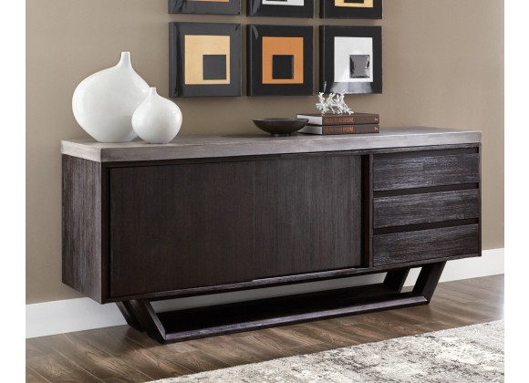 Sunpan Langley Sideboard - Lifestyle