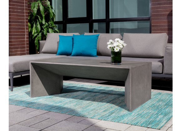 Sunpan Nomad Coffee Table - Lifestyle