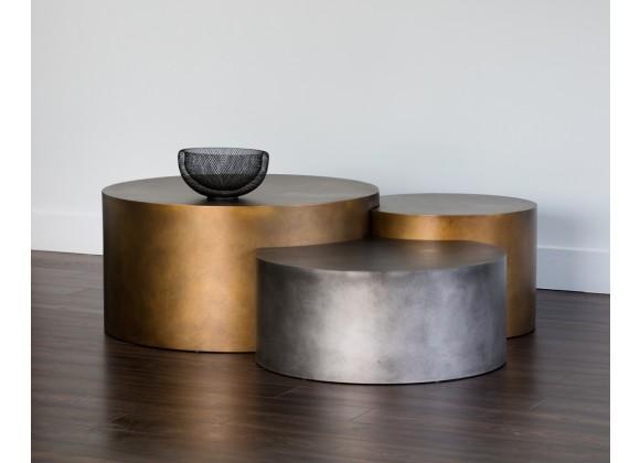 Sunpan Neo Coffee Tables - Lifestyle