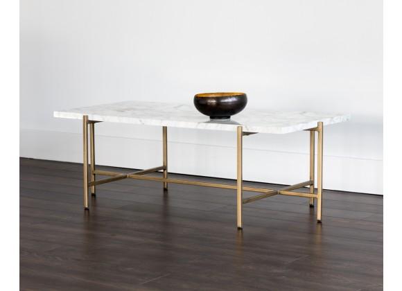 Solana Coffee Table - Rectangular - Lifestyle