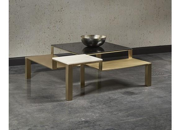 Sunpan Saber Coffee Table - Lifestyle