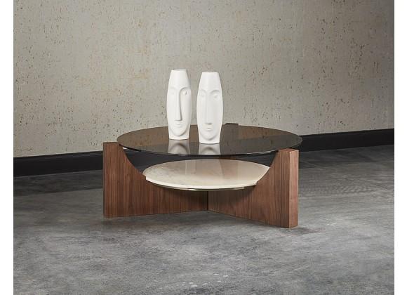 Sunpan Rikardo Coffee Table - Lifestyle