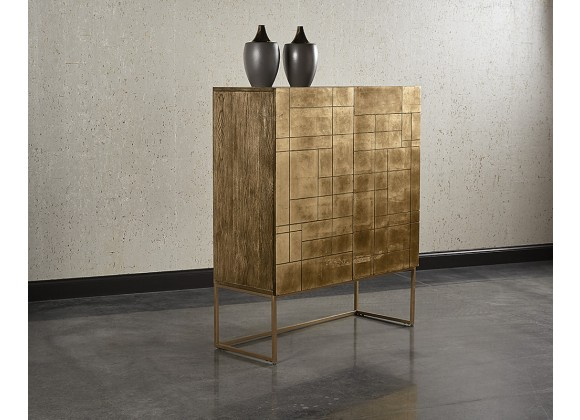 Sunpan Sage Highboard - Lifestyle