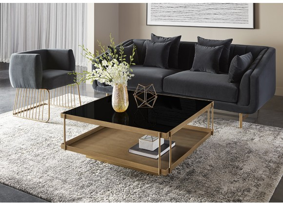 Sunpan Finch Coffee Table - Lifestyle 1
