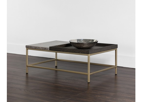Sunpan Arden Coffee Table - Lifestyle
