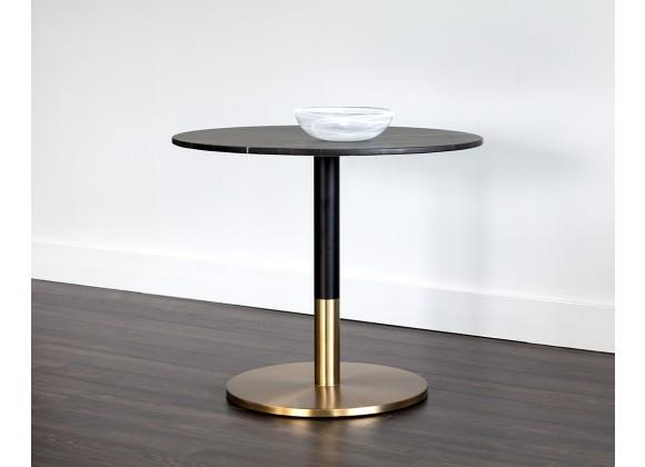 "Sunpan Massie Bistro Table - 35.5"" - Lifestyle"