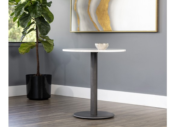 """Sunpan Suki Bistro Table - 27.5"""" - Lifestyle"""