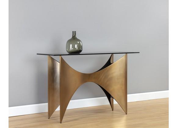 Sunpan London Console Table -  Lifestyle