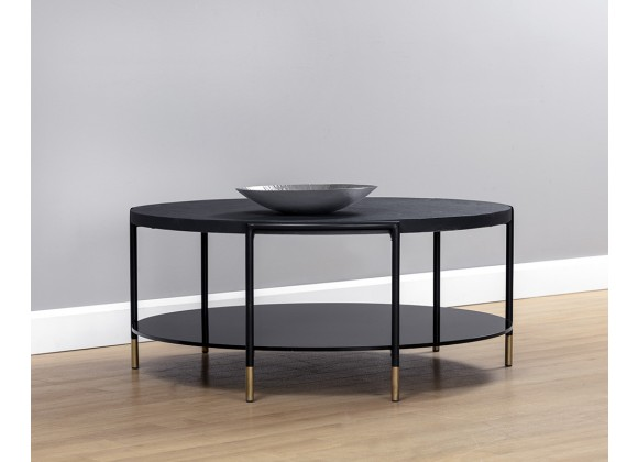 Sunpan Zuma Coffee Table - Lifestyle