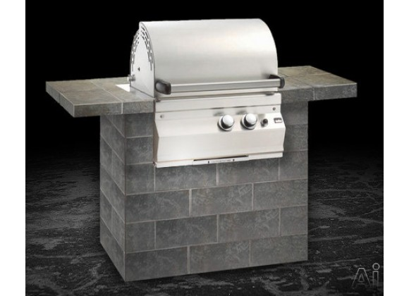 "Fire Magic 24"" Deluxe Built-in Gas Grill"