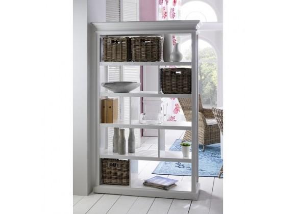 Nova Solo HALIFAX Open Bookshelf & Room Divider