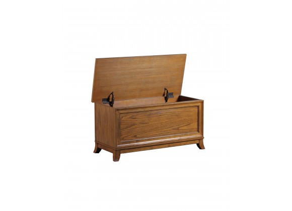 Oakdale Cedar Chest - Open