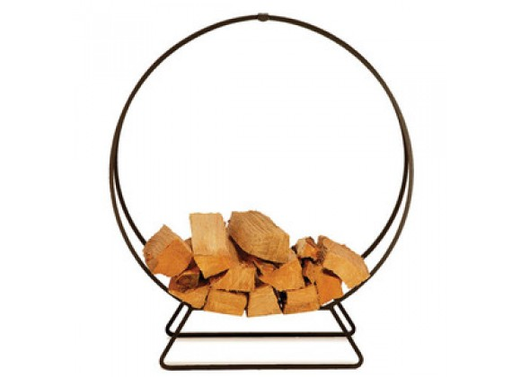 Fireside America Napa Forge Log Hoops