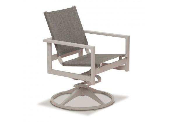 Telescope Casual Tribeca Sling Swivel Rocker Dining Chair