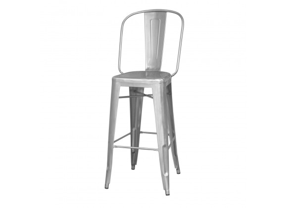 Fremont Bar Side Chair in Gray