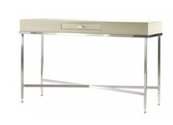 Allan Copley Designs Galleria Console Table with Drawer