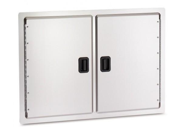 """American Outdoor Grill 20"""" x 30"""" Double Door Storage"""