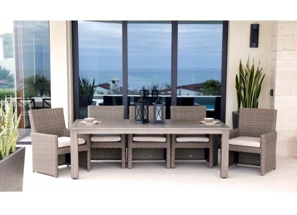 Coronado Dining Chair With Cushions
