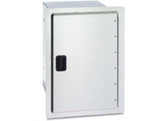 Fire Magic Legacy Single Door w Dual Drawers