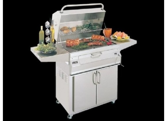 Fire Magic Legacy  Freestanding Charcoal Grill/Smoker