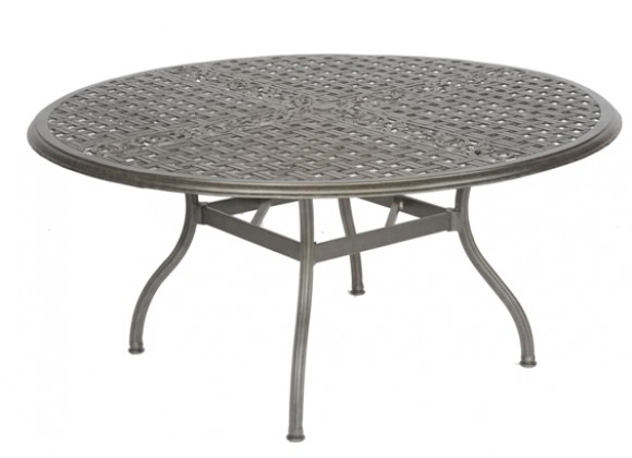 """Meadow Decor 2700 Series 60"""" Round Bar Table"""