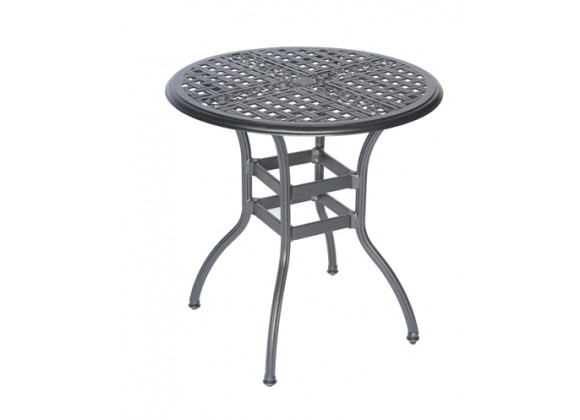 """Meadow Decor 2700 Series 36"""" Round Bar Table"""