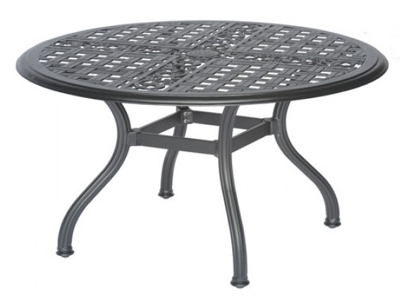 """Meadow Decor 2700 Series 36"""" Round Chat Table"""