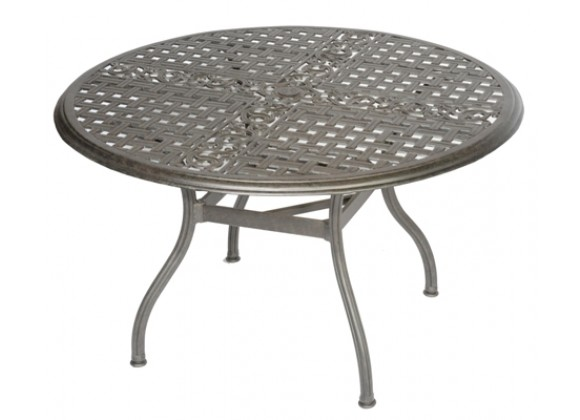 """Meadow Decor 2700 Series 48"""" Round Counter Height Table"""