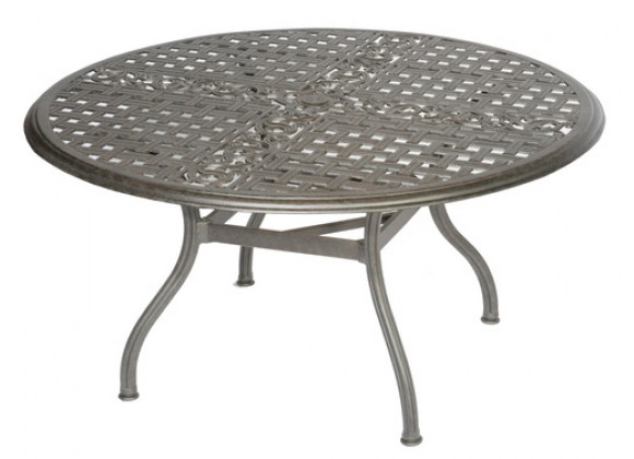 """Meadow Decor 2700 Series 48"""" Round Chat Table"""