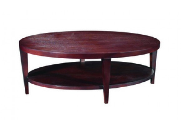 Allan Copley Designs Marla Oval Cocktail Table