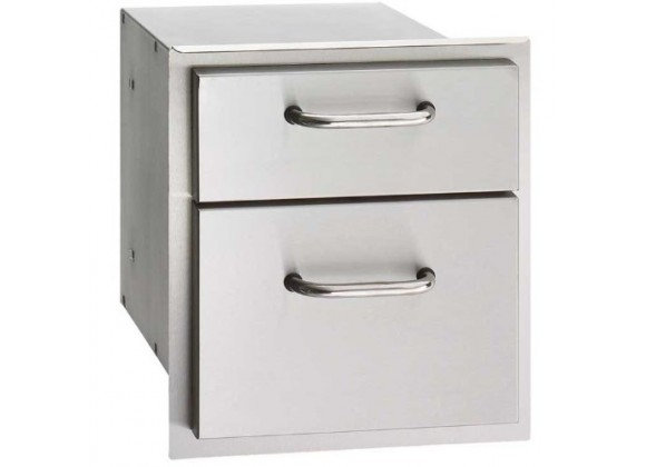 Fire Magic Select Double Drawer