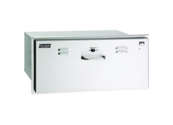 Fire Magic Select 30-Inch Electric Warming Drawer