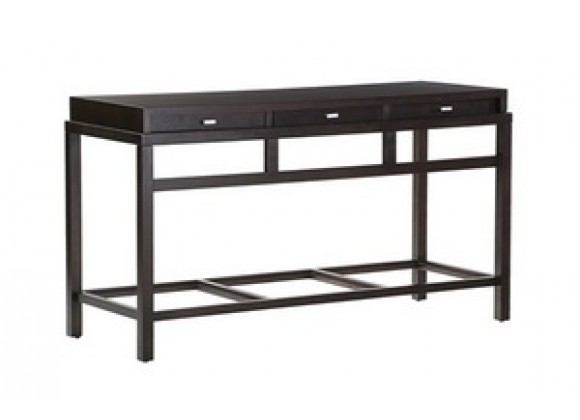Allan Copley Designs Spats 3-Drawer Rectangular Console Table