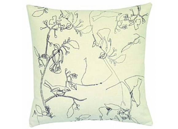 k studio All Over Branch Pillow
