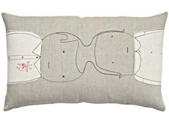 k studio Conjoined Pillow