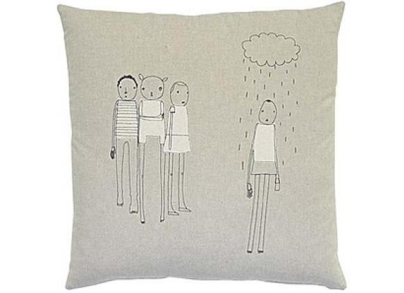 k studio Rain Pillow