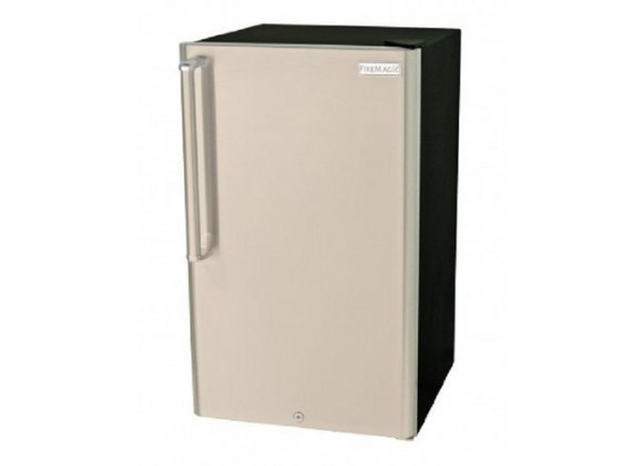 Fire Magic Refrigerator with Stainless Steel Door