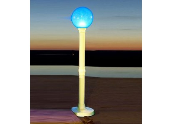 "Patio Concepts 59"" Portable Color Changing LED Floor Lamp"