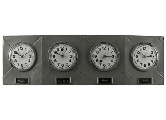 Cooper Classics  Terminal Clock