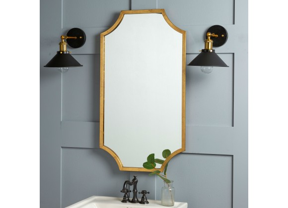 Cooper Classics Lina Wall Mirror - Lifestyle